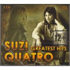 SUZI QUATTRO - Greatest Hits (2 CD) in Digipak / Digipack