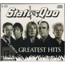 STATUS QUO - Greatest Hits (2 CD) in Digipak / Digipack