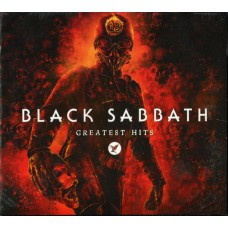 BLACK SABBATH - Greatest Hits (2 CD) in Digipak / Digipack