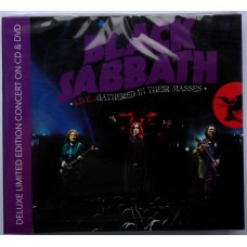 BLACK SABBATH - Live… Gathered in Their Masses (CD+DVD) in Digipak / Digipack