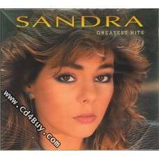 SANDRA - Greatest Hits (2 CD) in Digipak / Digipack