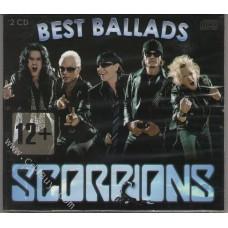SCORPIONS - Best Ballads (2 CD) in Digipak / Digipack