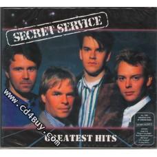 SECRET SERVICE - Greatest Hits (2 CD) in Digipak / Digipack