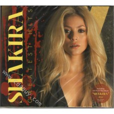 SHAKIRA - Greatest Hits (2 CD) in Digipak / Digipack