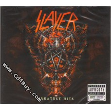 SLAYER - Greatest Hits (2 CD) in Digipak / Digipack