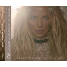 BRITNEY SPEARS - Glory (2 CD) in Digipak / Digipack