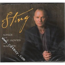 STING - Songs From The Movies And Rarities (2 CD) in Digipak / Digipack