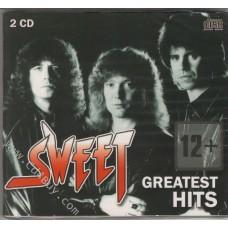 SWEET - Greatest Hits (2 CD) in Digipak / Digipack