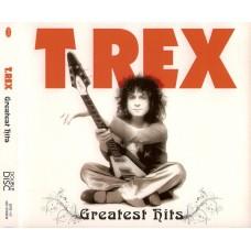 T-REX - Greatest Hits (2 CD) in Digipak / Digipack