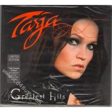 "TARJA TURUNEN - ""Greatest Hits / Live At Sibelius Hall"" (CD/DVD) in Digipak / Digipack"