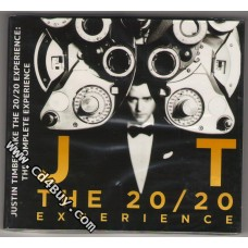 "JUSTIN TIMBERLAKE - ""The 20/20 Experience: The Complete Experience"" (2 CD) in Digipak / Digipack"