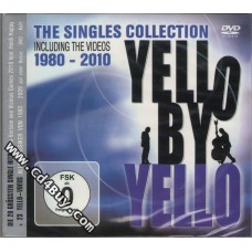 "YELLO BY YELLO - ""Collection 1980-2010"" (CD/DVD) in Digipak / Digipack"